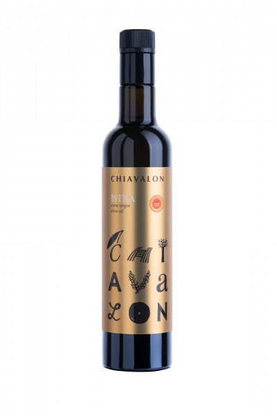 Chiavalon ISTRA - Olivenöl Extra - 0,5 l